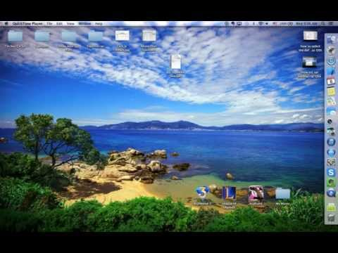 [How to] turn on screen saver on Mac OSX in 1 second