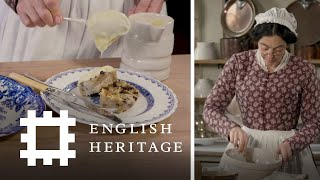 How to Make Spotted Dick - The Victorian Way