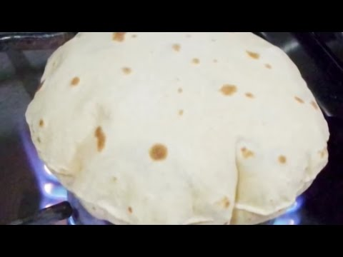 How to Make Roti in 3 Ways/ Fulka, Chapati and Paratha / Soft Chapati Recipe/ Indian Flat Bread.