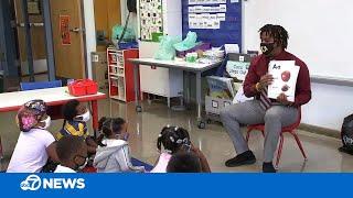 Equity in Education: Black teacher in CA school district inspiring students, diversifying industry