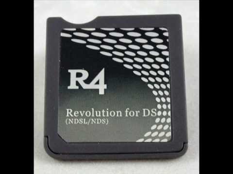 r4 revolution for ds ndsl nds software
