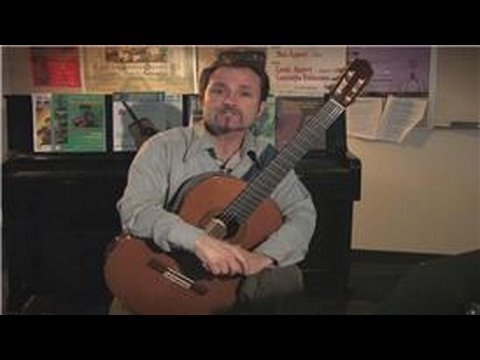 Classical Guitar Lessons : Spanish Guitar for Beginners