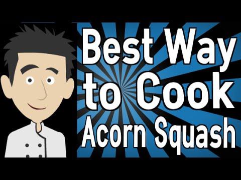 Best Way to Cook Acorn Squash