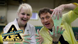 Science Max|FULL EPISODE|SLIME! | SCIENCE PROJECT