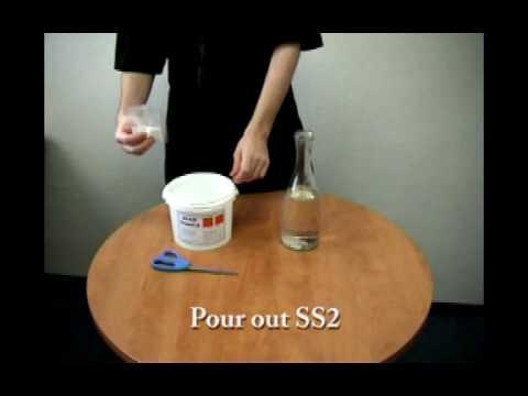 Ultrasonic gel for industry