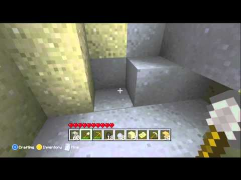 Minecraft Xbox 360 Edition- How to find Clay and make Bricks