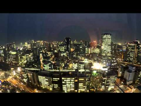 Tokyo Dome Hotel Time Lapse Video