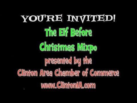 www.ClintonIA.com   The Elf Before Christmas Mixpo 20-Nov-2014