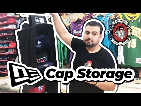 😎 How To Organize Your Caps with Hat Storage System | New Era Cap Storage System Review!