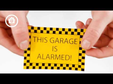 Warning Signs and Stickers For the Home - Examples
