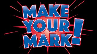 Make Your Mark! Conference 2015