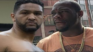 DOMINIC BREAZEALE DEMANDS DEONTAY WILDER NEXT AND WANTS THE WBC TO EXPLAIN WHY HE HAS TO WAIT!!