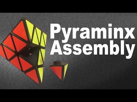 Pyraminx Disassembly and Assembly Tutorial (v2)