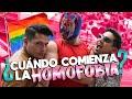 PEPE Y TEO con ESCORPION al volante. Qué es LGBTTTIQHSBCYZ?.