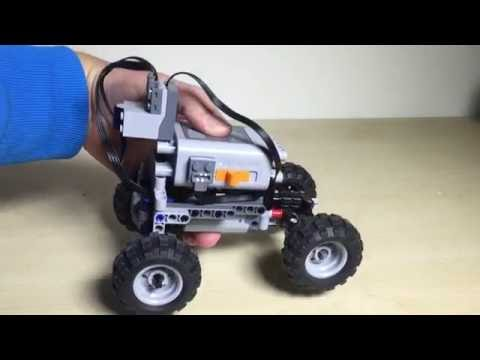 Ultra Small And Fast LEGO RC Cars