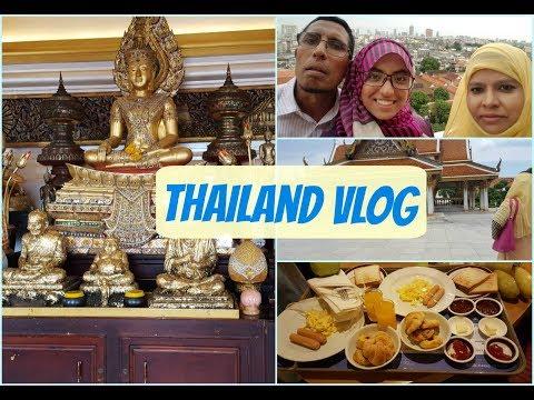 Three days in Thailand I THAILAND VLOG