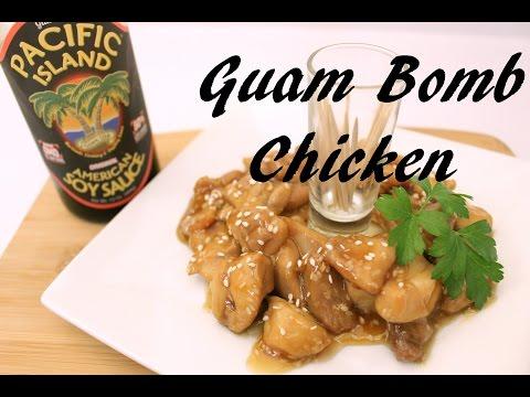 Guam Bomb Chicken
