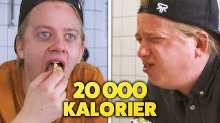 20 000 KALORIER (Med Mustiga Mauri & SampeV2)