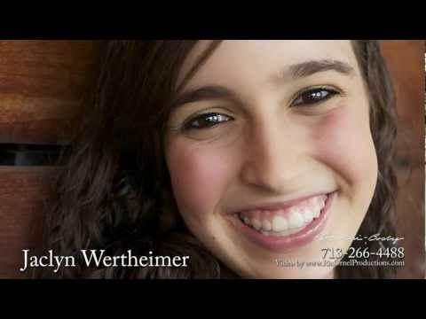 Jaclyn Wertheimer is represented by Pastorini-Bosby Talent-a Texas top talent agency
