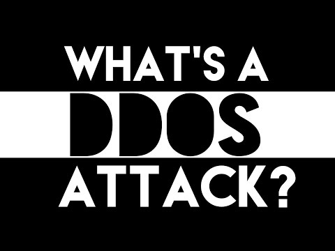 #18: What Is a DDoS Attack? (Part 1)