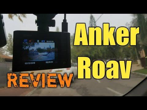 Anker Roav A1 DashCam Review