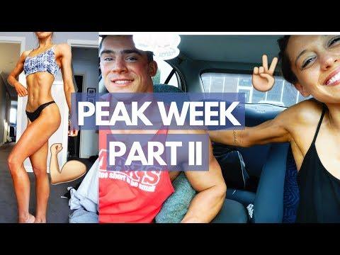 ✌️ PEAK WEEK PART 2 | Oompa Loompa Checking In 👙😂