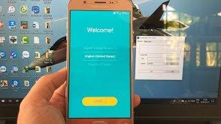 Hướng dẫn xóa tài khoản Google cho Samsung j710fn moi nhat 2018