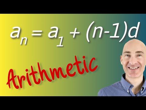Arithmetic Sequence (Explicit Formula)