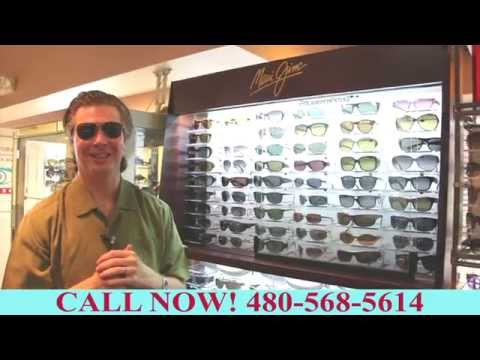 Maui Jim Prescription Sunglasses Mesa Az (480) 568-5614