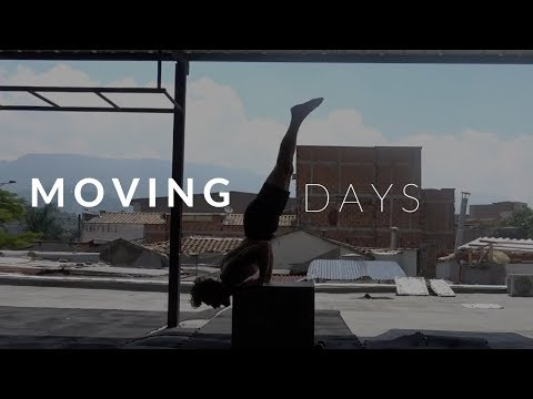 Moving Days Ep.1 (Travel & Stretching the Shoulders)