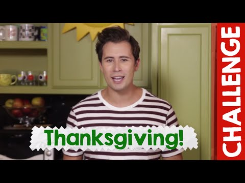 THANKSGIVING CHALLENGE | Ty Wants You To Win!