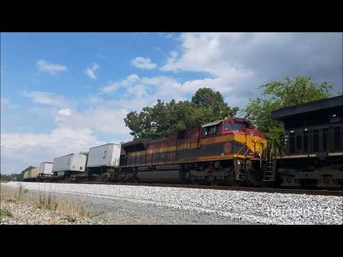 KCS helps out NS 213-Charlotte