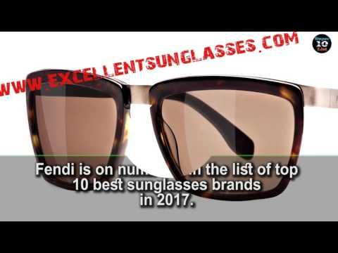 Top 10 Sunglasses Brands