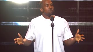 Kanye West Calls Himself Steve Jobs at the VMAs | What's Trending Now