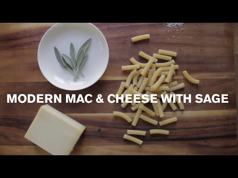 Super Simple Mac & Cheese with Sage | Farm to Table Family | PBS Parents