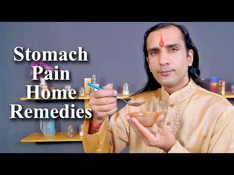 Home Remedies for Stomach Pain For Quick Relief