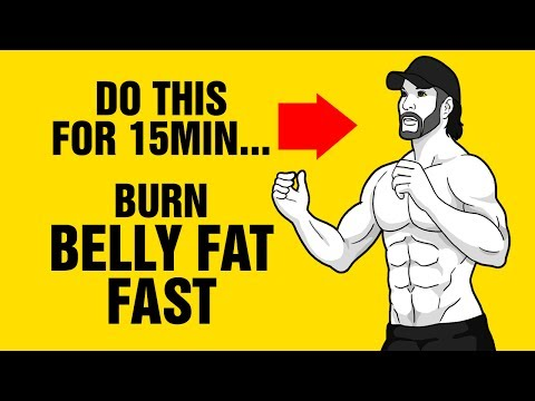 Belly Fat Destroyer Workout V10 - 15min Follow Along Video - Sixpackfactory