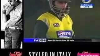 Pakistan Vs India SEMI FINAL   Last Match Highlights where Pak & Ind meet