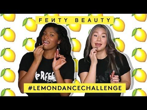 #LEMONDANCECHALLENGE | FENTY BEAUTY