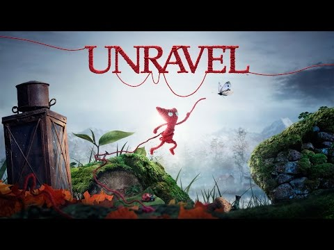 Unravel PS4 Theme (pre-order)