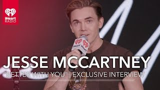"Jesse McCartney ""Better With You"" Single + Music Video 