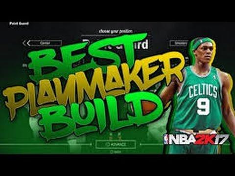 Best Playmaker build in NBA 2K17 (DEMI-GOD)
