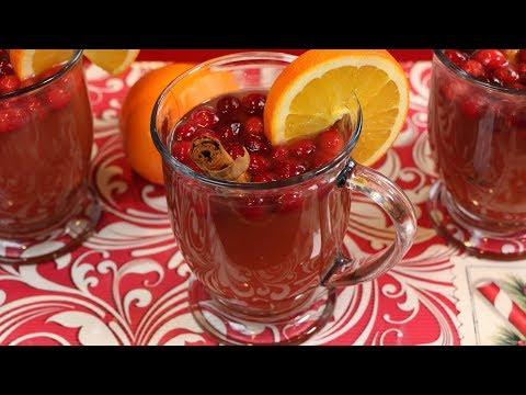 Cranberry Apple Cider Recipe - How to Make Cranberry Apple Cider