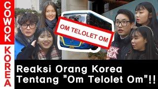 Reaksi Orang Korea Tentang