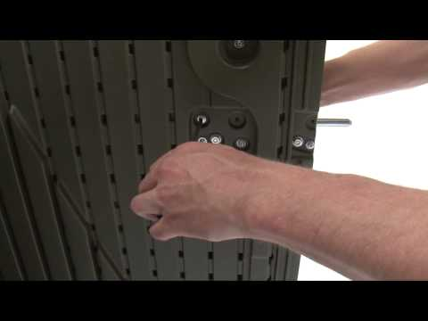 How to Install the Door Latch for a Lifetime Shed