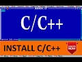 How to Install Turbo C/C++ Software in Windows 10/8/7/XP | Hindi |