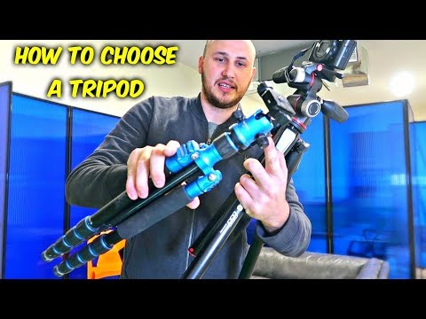 $150 tripod vs $300 tripod - My Youtube Equipment