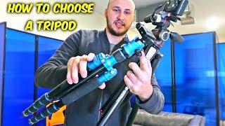$150 tripod vs $300 tripod - My Youtube Equipment