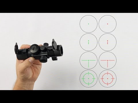 Valken Tactical Multi-Reticle Red Dot Sight 1x30MR - Review