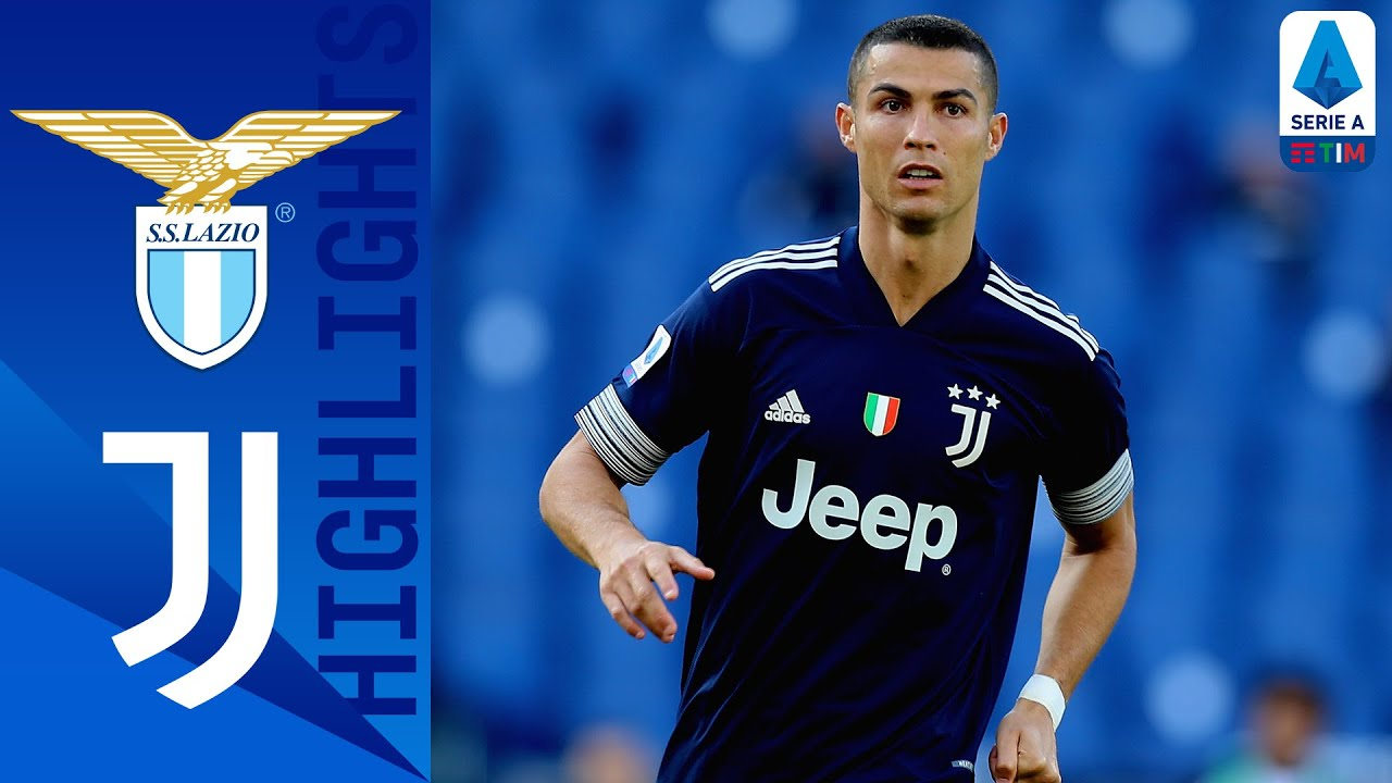 Lazio 1-1 Juventus | Juve concede a 95th minute equaliser to draw with Lazio! | Serie A TIM